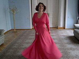 Платье для Галины! | Ярмарка Мастеров - ручная работа, handmade