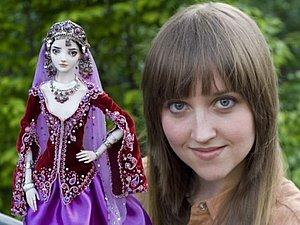 Уникальные куклы Марины Бычковой | Ярмарка Мастеров - ручная работа, handmade