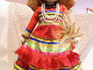 Хозяюшка- берегиня | Ярмарка Мастеров - ручная работа, handmade