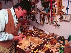 Деревянные шедевры от Ливио де Марчи   Ярмарка Мастеров - ручная работа, handmade