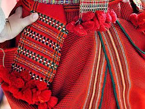Крайка: история и современная жизнь традиционного украинского пояса. Ярмарка Мастеров - ручная работа, handmade.