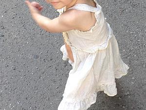 Шьем детскую панамку-раскладушку. Ярмарка Мастеров - ручная работа, handmade.