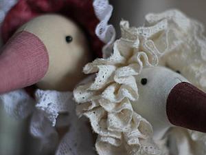 Арт-курс «Гусыня-пакетница». | Ярмарка Мастеров - ручная работа, handmade
