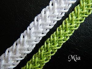 Мастер-класс по вязанию шнура. | Ярмарка Мастеров - ручная работа, handmade
