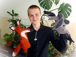 Студенты, звери и заказчики. | Ярмарка Мастеров - ручная работа, handmade