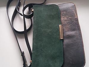 Делаем из старой кожаной сумки новую. Ярмарка Мастеров - ручная работа, handmade.