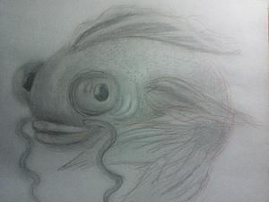 Рыбка...   Ярмарка Мастеров - ручная работа, handmade