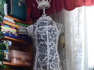 Швейный манекен из скотча своими руками. Ярмарка Мастеров - ручная работа, handmade.