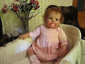 Малышка Китти - куклы реборн Инны Богдановой | Ярмарка Мастеров - ручная работа, handmade