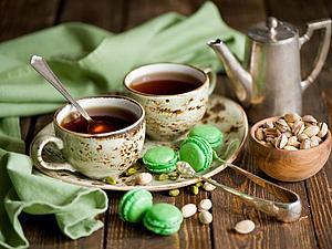 Весеннее чаепитие | Ярмарка Мастеров - ручная работа, handmade