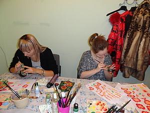 Расписание студии с 12 по 23 ноября   Ярмарка Мастеров - ручная работа, handmade
