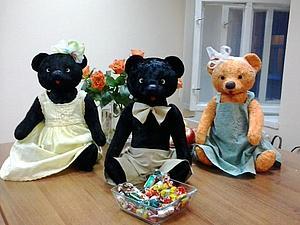 Приходите за своим мишкой! | Ярмарка Мастеров - ручная работа, handmade
