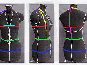 Как снять мерки с женщины. | Ярмарка Мастеров - ручная работа, handmade
