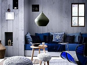 Уютный и оригинальный интерьер с помощью вязаных ковриков. Часть 1   Ярмарка Мастеров - ручная работа, handmade