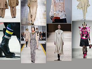Новые грани Paris Fashion Week   Ярмарка Мастеров - ручная работа, handmade