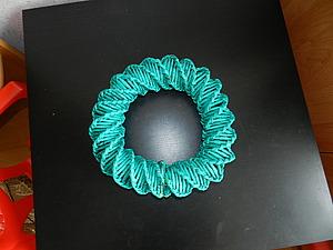 МК плетения новогодних венков косым плетением | Ярмарка Мастеров - ручная работа, handmade