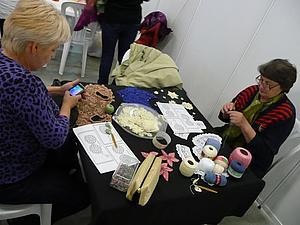 1 Октября на ВДНХ г.Уфа провела Мастер-класс по кружеву   Ярмарка Мастеров - ручная работа, handmade