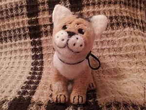 Как на свет появилась Кошка-трехцветка Майя   Ярмарка Мастеров - ручная работа, handmade