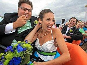 Свадьба на американских горках | Ярмарка Мастеров - ручная работа, handmade