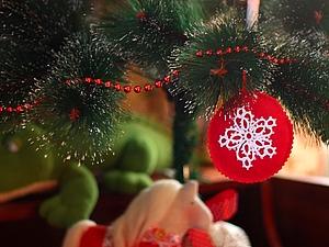 Новогоднее. Хорошо иметь домик в деревне...   Ярмарка Мастеров - ручная работа, handmade