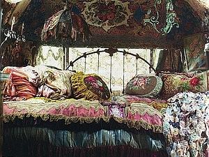 Бохо-стиль: и в богемном жилище, и на старой даче | Ярмарка Мастеров - ручная работа, handmade