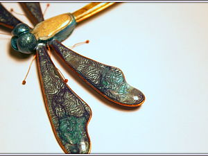 волшебные крылья handmade