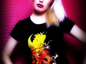 Яркая футболка Дракон для успешных людей! | Ярмарка Мастеров - ручная работа, handmade