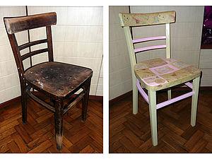 Новый стул с вековой историей. Ярмарка Мастеров - ручная работа, handmade.