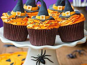 Хэллоуинские угощения, приятного аппетита!   Ярмарка Мастеров - ручная работа, handmade