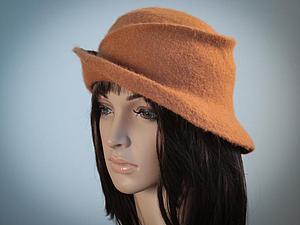 Мастер-класс по головным уборам из войлока: шапочки и шляпки | Ярмарка Мастеров - ручная работа, handmade