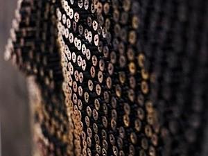 Вдохновляемся! Картины из шурупов от Эндрю Майерса (Andrew Myers) | Ярмарка Мастеров - ручная работа, handmade