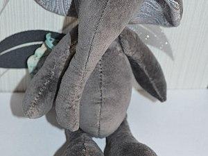 Слоник Тедди аукцион с нуля.... | Ярмарка Мастеров - ручная работа, handmade