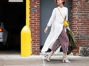 Полоски, сетки, оборки, кружева: 10 модных тенденций лета 2016. Ярмарка Мастеров - ручная работа, handmade.