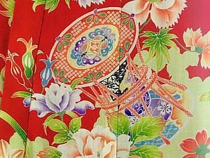 Символика рисунка на детском кимоно | Ярмарка Мастеров - ручная работа, handmade