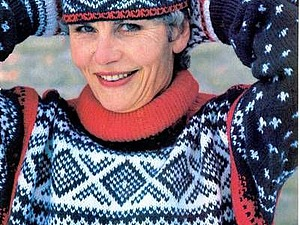 Королева норвежского свитера — Unn Soland Dale. Ярмарка Мастеров - ручная работа, handmade.