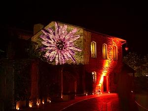 Ночь в Лозерте или творчество в световых инсталяциях | Ярмарка Мастеров - ручная работа, handmade