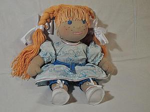 Фиолетовые волосы!!! Размышления об изготовлении кукол | Ярмарка Мастеров - ручная работа, handmade