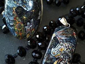 Лавовые драконы для Ирины (Работа на заказ)   Ярмарка Мастеров - ручная работа, handmade