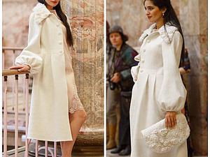 2 модели из войлочной коллекции Юлии Хабаровой