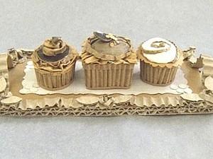 Картонные сладости от Patianne Stevenson | Ярмарка Мастеров - ручная работа, handmade
