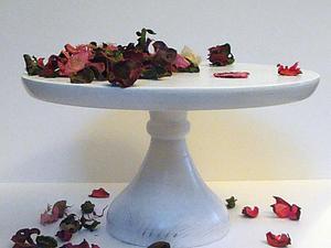 Подставка для торта | Ярмарка Мастеров - ручная работа, handmade