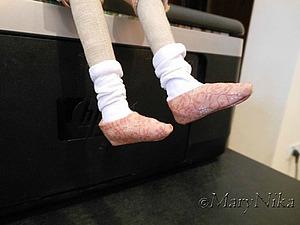 Обувь для Тильды. Ярмарка Мастеров - ручная работа, handmade.