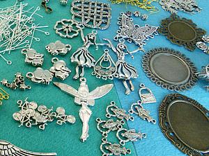 много фурнитуры   Ярмарка Мастеров - ручная работа, handmade