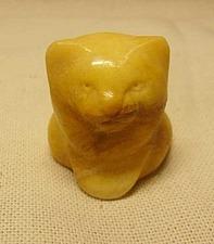 Создаем фигурку котенка из камня. Ярмарка Мастеров - ручная работа, handmade.