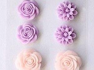 В продажу поступили цветы из полимерной глины   Ярмарка Мастеров - ручная работа, handmade