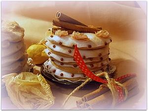 Тортик - рукодельная вкуснятина! | Ярмарка Мастеров - ручная работа, handmade