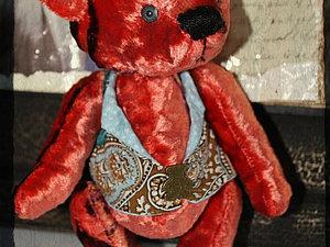 Мишка Арсений ищет новый дом ))) | Ярмарка Мастеров - ручная работа, handmade