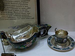 Музей фабрики «Ростовская финифть»: воспоминания и впечатления. Ярмарка Мастеров - ручная работа, handmade.