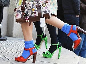 Носки с босоножками: быть или не быть?. Ярмарка Мастеров - ручная работа, handmade.