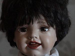 Восстановление разбитых частей фарфоровых кукол. Ярмарка Мастеров - ручная работа, handmade.